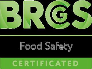 BRC certificaat PALI Meat